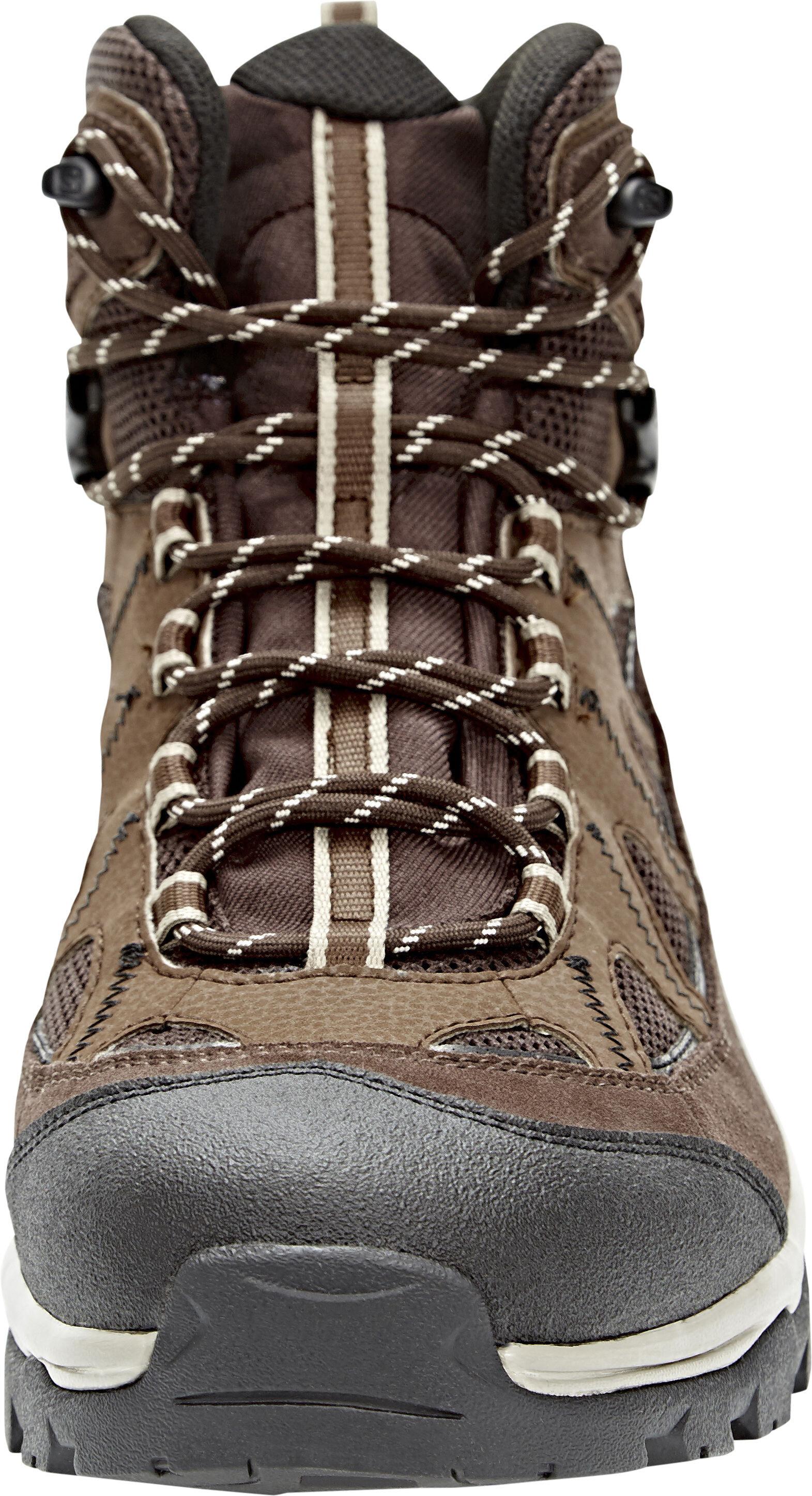 Salomon Authentic LTR GTX Shoes Men brown black at Addnature.co.uk 9e3c7c605f1